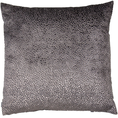 Malini Large Bingham Silver Cushion