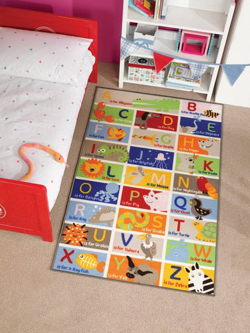 Image of ABC Kids Rug RUGSANDROOMS
