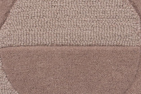 Image of Rosalind Blush Pink Area Rug