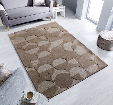 Image of Claude Mink Area Rug