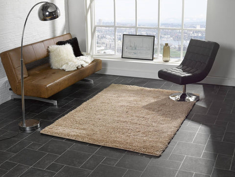 Norma Soft Beige Area Rug RUGSANDROOMS