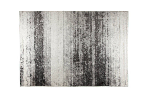 Image of Ombre Grey Area Rug RUGSANDROOMS