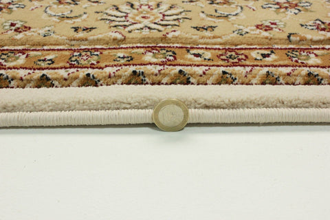 Image of Esme Cream Area Rug RUGSANDROOMS