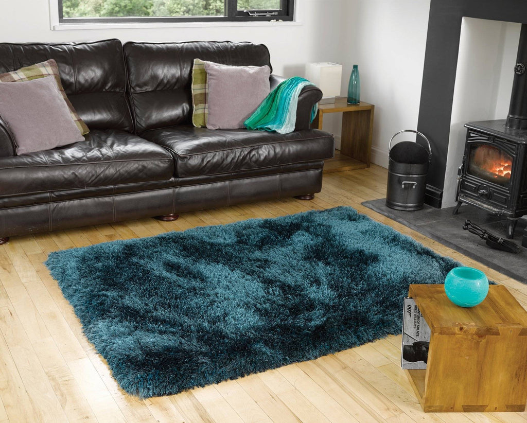 Neval Teal Area Rug RUGSANDROOMS