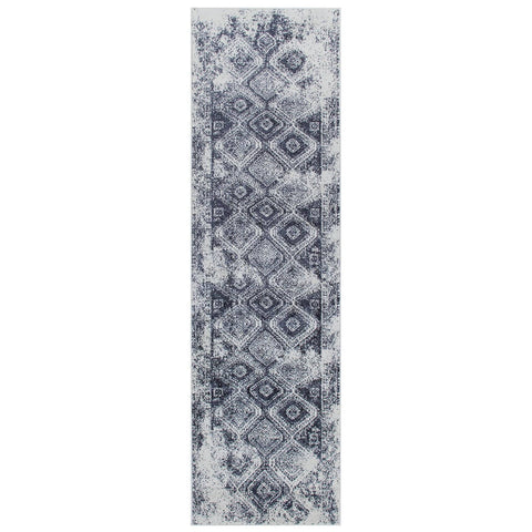 Image of Hampton Blue Area Rug RUGSANDROOMS