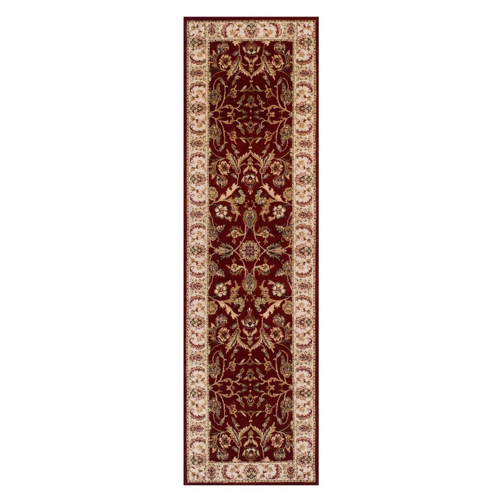 Royal Persian Red Area Rug RUGSANDROOMS