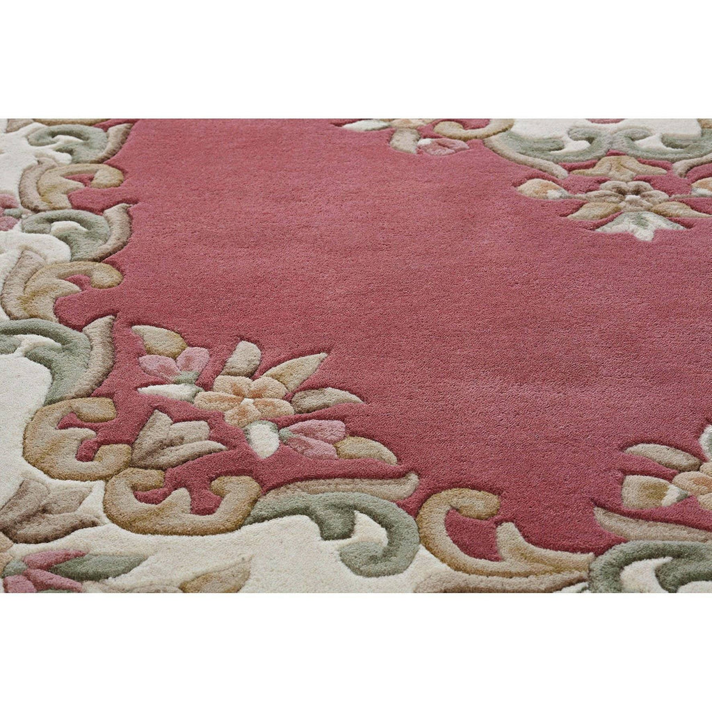 Royal Rose Area Rug RUGSANDROOMS