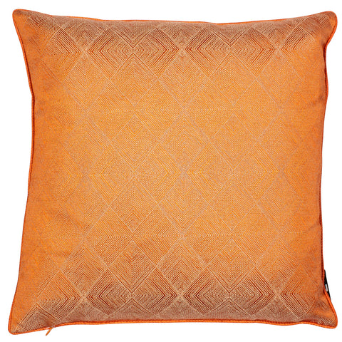 Malini Benzir Orange Cushion