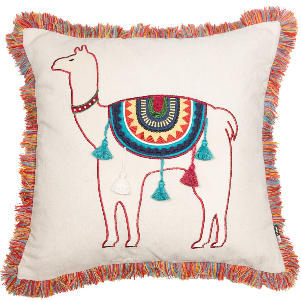 Malini Glama Cushion