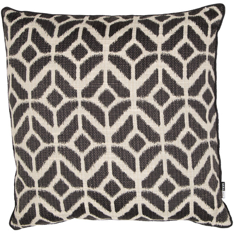 Malini Samarkand Black Cushion