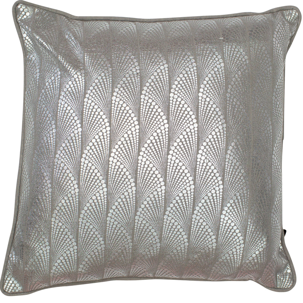 Malini Addison Silver Cushion