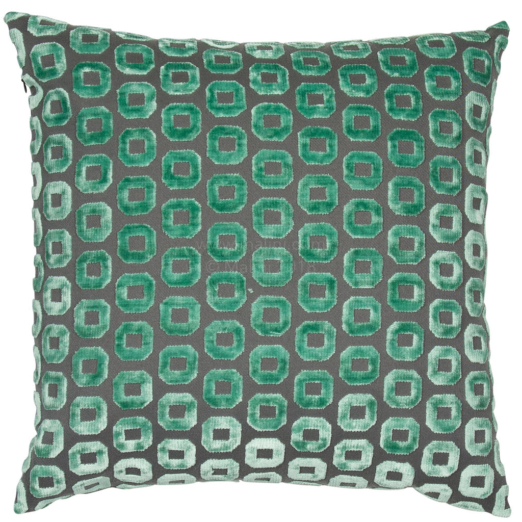Malini Bentley Green Cushion