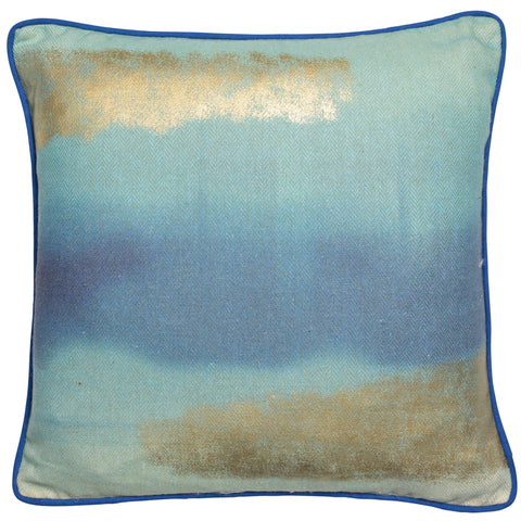 Image of Malini Sunset Blue Cushion