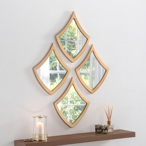 Kensington Gold Mirror