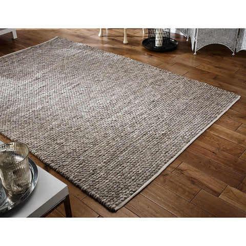Image of Savannah Taupe Area Rug RUGSANDROOMS