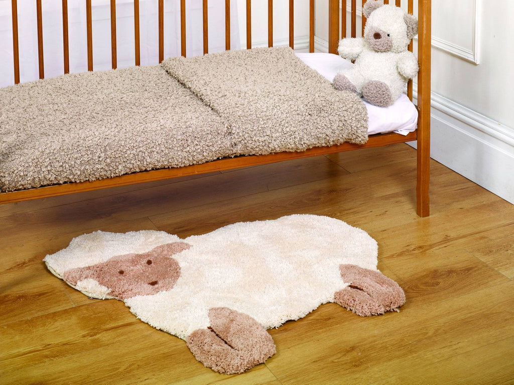 Little Lamb Kids Rug RUGSANDROOMS