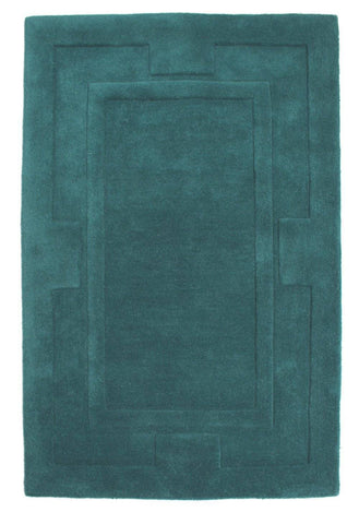 Image of Venice Teal Area Rug RUGSANDROOMS