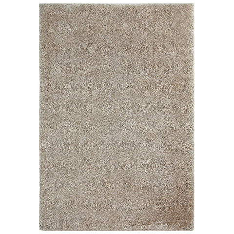 Image of Soft Shaggy Mink Area Rug RUGSANDROOMS