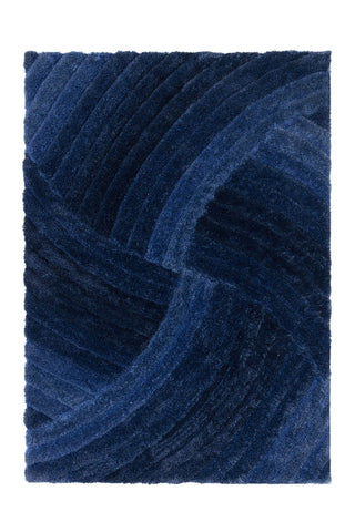 Damien Blue Area Rug