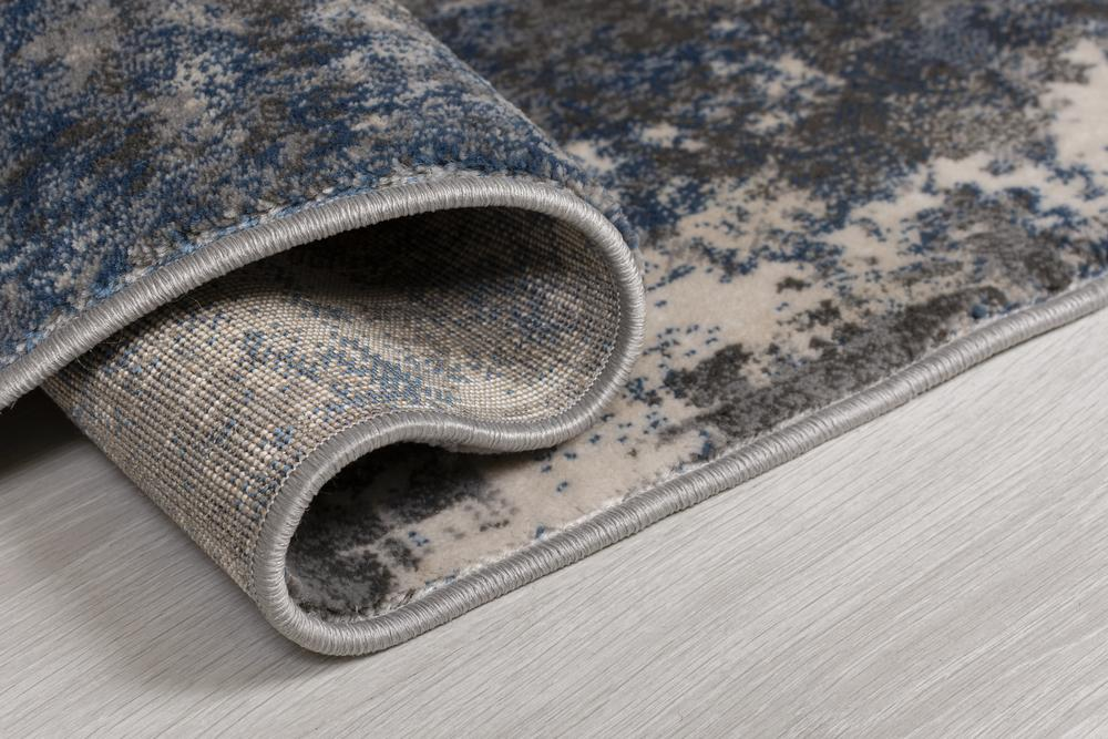 Denver Blue/Grey Area Rug