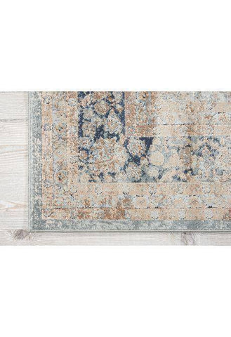 Image of Kathy Ireland Malta Cloud Area Rug RUGSANDROOMS