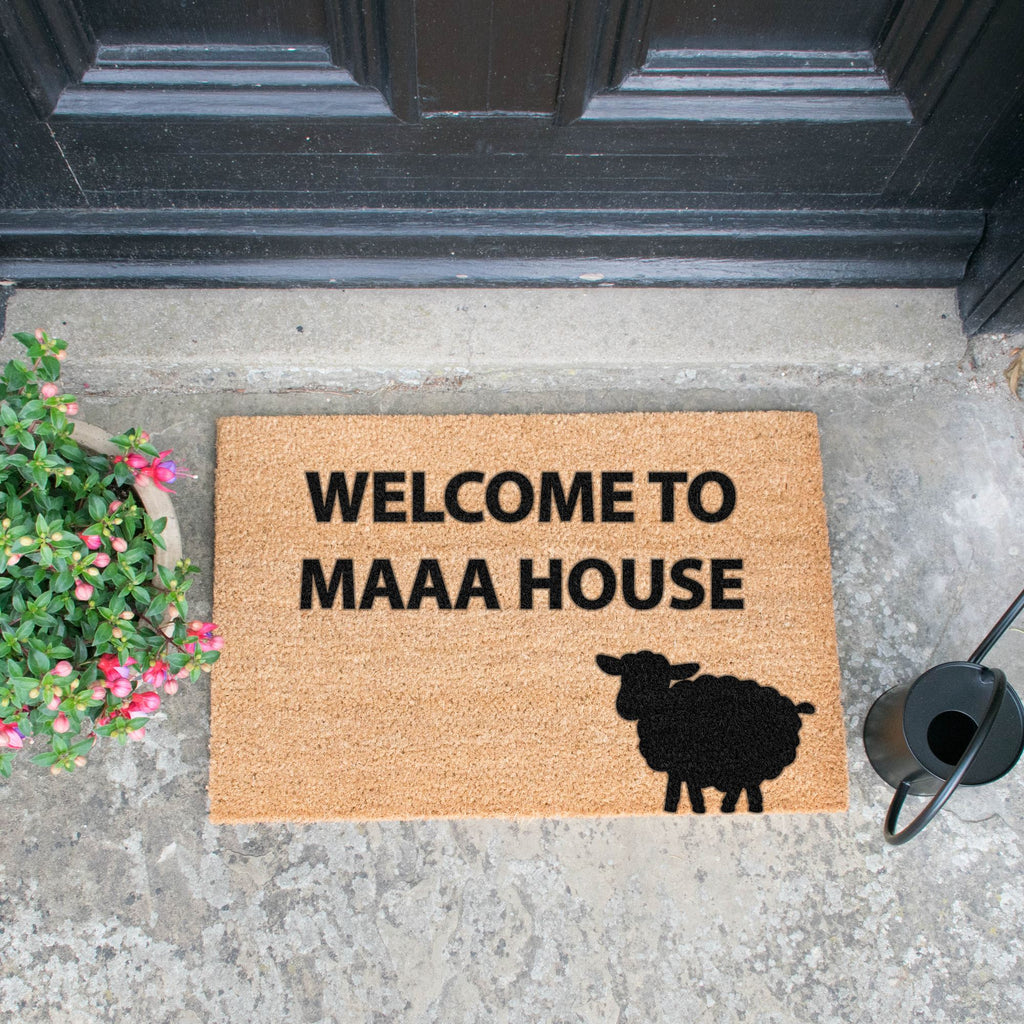 Welcome to Maaa House Doormat RUGSANDROOMS