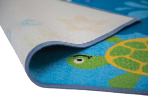 Image of Under The Sea Kids Rug RUGSANDROOMS