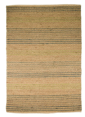 Image of Seagrass Blue Area Rug RUGSANDROOMS