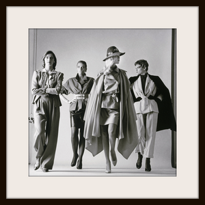 Helmut Newton Photograph Claims Highest Sale YTD in 2019 and New Record for Newton Work at $1.8m. From Artprice by Thierry Ehrmann-Global Images