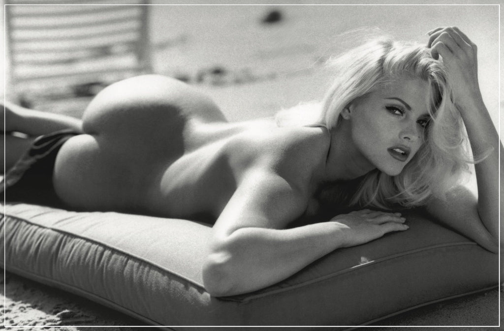 """She's In The Money"" Anna Nicole Smith by Daniela Federici-Global Images"