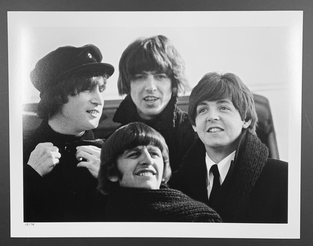 """Beatles Foursome"" by Roger Fritz - Global Images Gallery"