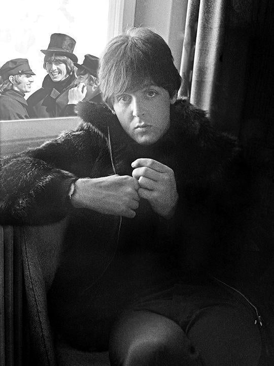 """Beatles Paul McCartney"" by Roger Fritz - Global Images Gallery"
