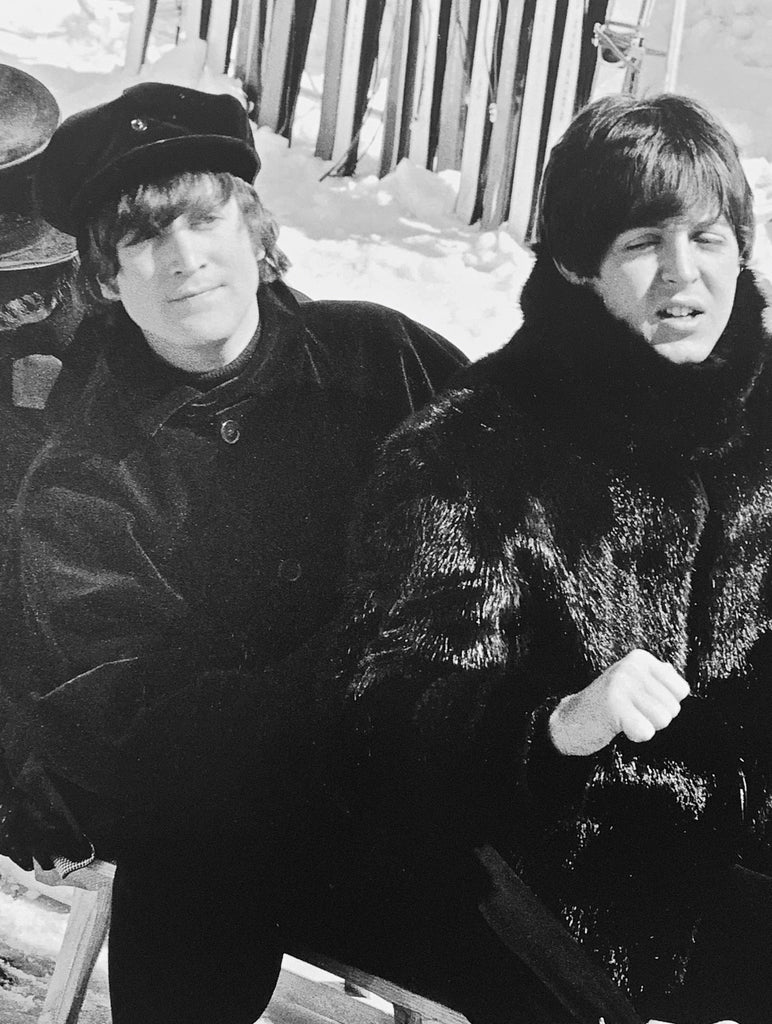 """Beatles Toboggan Ride"" by Roger Fritz - Global Images Gallery"