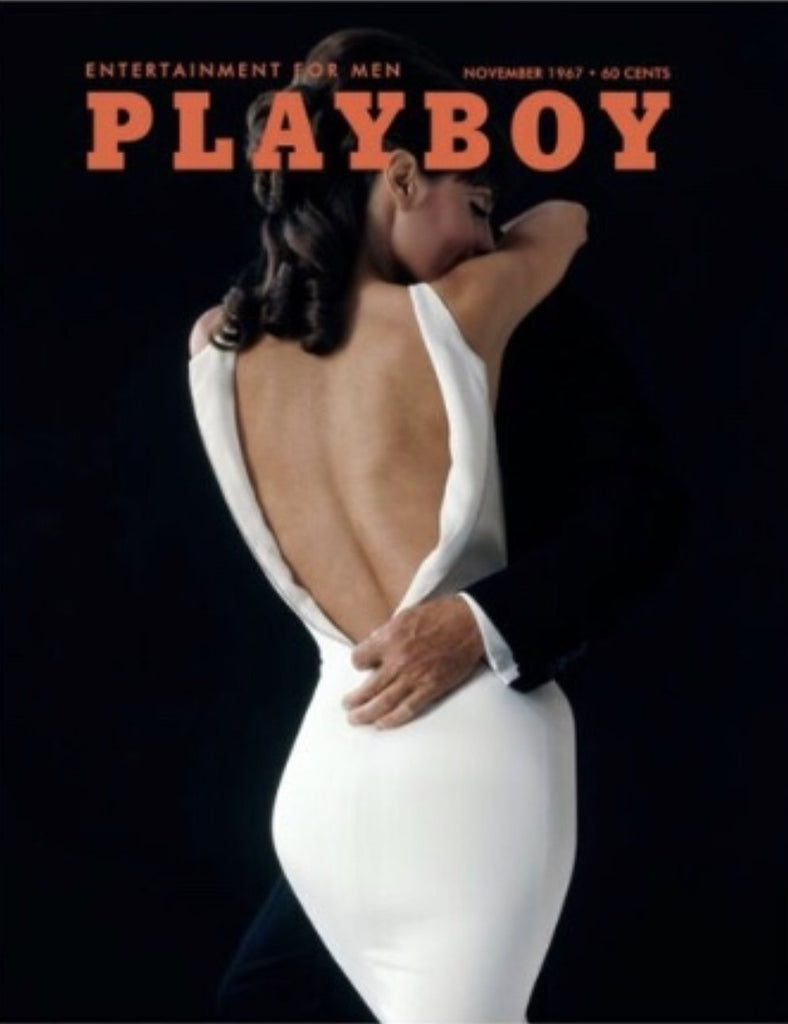 "Playboy Vintage Cover Collection ""Beth Hyatt, November 1967 "" w/coa-Fine Art Print-Global Images Gallery-13x19-Global Images"