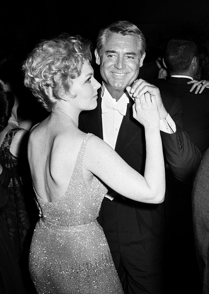 "Frank Worth Collection ""Cary Grant Dancing with Kim Novak"" w/coa - Global Images Gallery"
