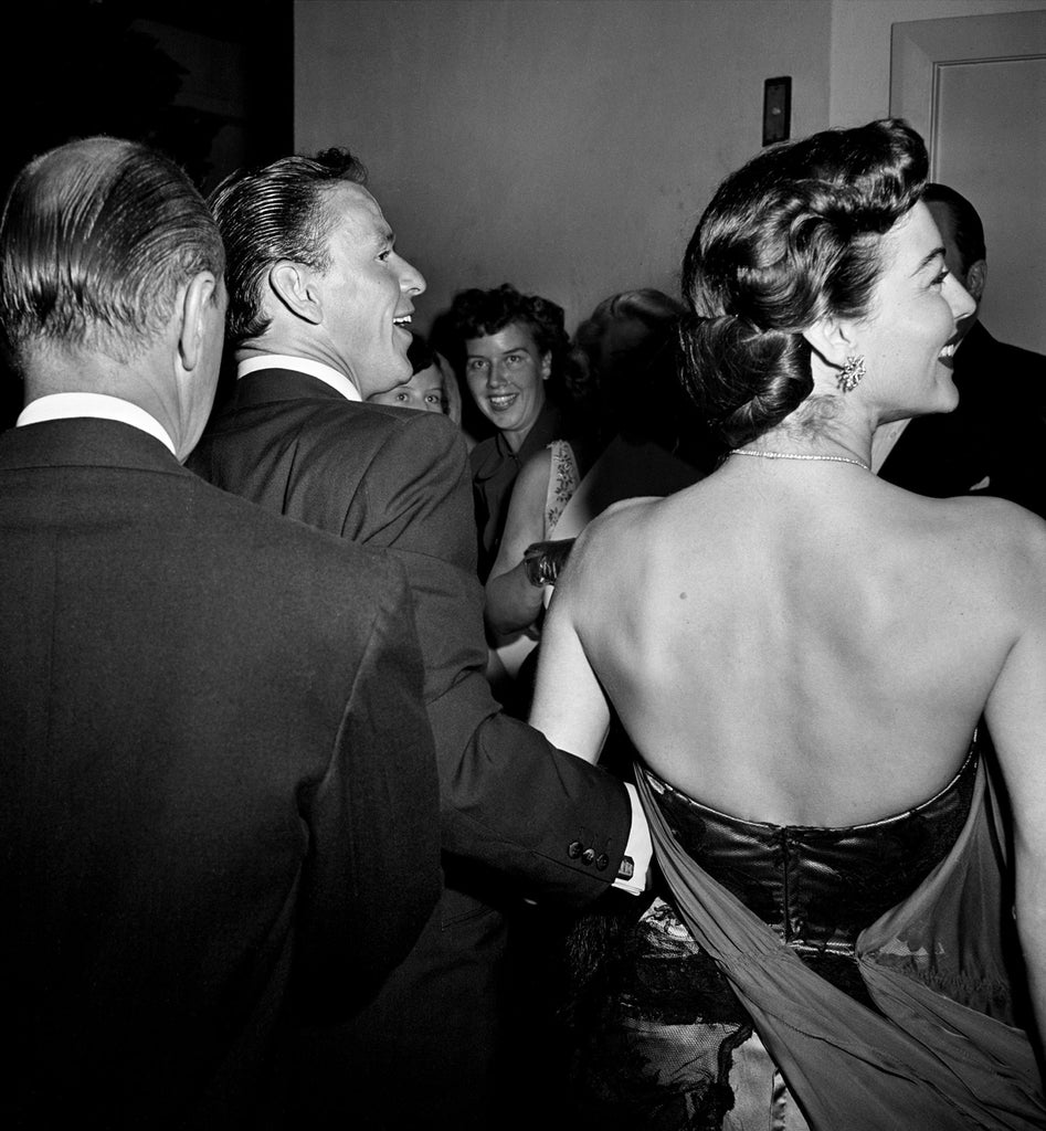 "Frank Worth Collection ""Ava Gardner And Frank Sinatra"" w/coa - Global Images Gallery"