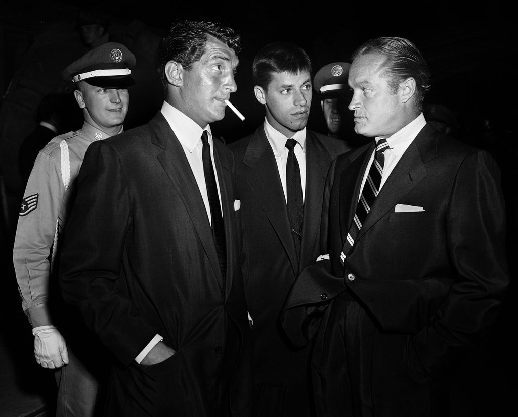 "Frank Worth Collection ""Dean Martin, Jerry Lewis and Bob Hope"" Large Format - Global Images Gallery"