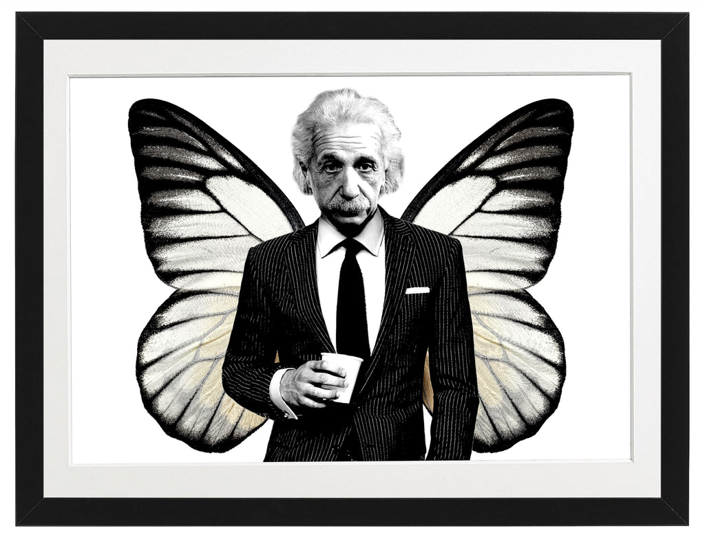 Einstein - OG Original Genius - Global Images Gallery