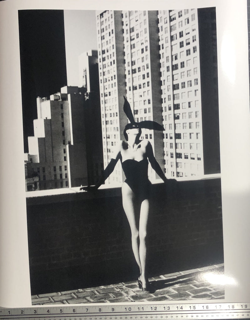 """Elsa Peretti In New York, 1975"" Vintage Silver Gelatin Print by Helmut Newton Photography (2 Sizes)-Global Images Gallery-Global Images"