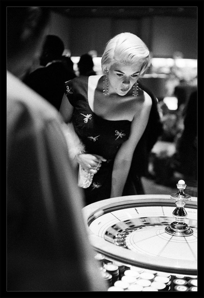 "Frank Worth Collection ""Jayne Mansfield Casino"" w/coa - Global Images Gallery"