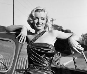 "Frank Worth Collection ""Marilyn Monroe Millionaire Portrait"" w/coa - Global Images Gallery"