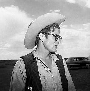 "Frank Worth Collection ""James Dean In Hat And Glasses"" w/coa - Global Images Gallery"