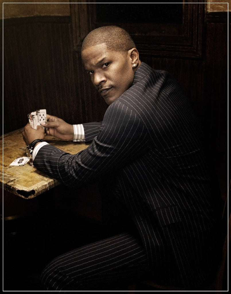 """Jamie Fox"" by Lorenzo Agius Photography-Fine Art Print-Global Images-24x30-Global Images"
