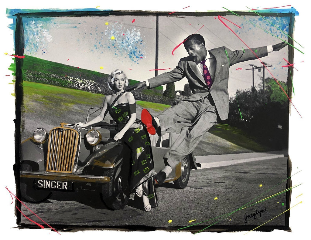 Photo Fusion: Jump and Jam, 1953-Original Artwork-Global Images Gallery-Global Images