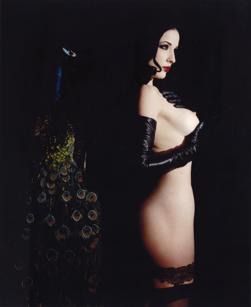 """La Vita Dita"" Dita Von Teese by Marilyn Manson-Global Images"