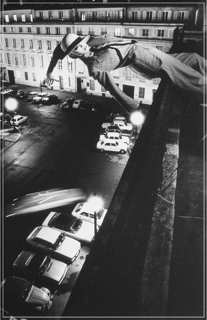 """Mannequin Toss Paris, 1976"" French Vogue 16x20 Vintage Silver Gelatin Print by Helmut Newton Photography-Global Images Gallery-Global Images"