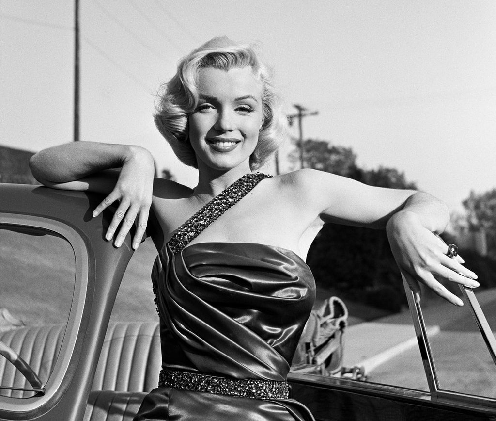 "Frank Worth Collection ""Marilyn Monroe Millionaire Portrait"" Large Format - Global Images Gallery"