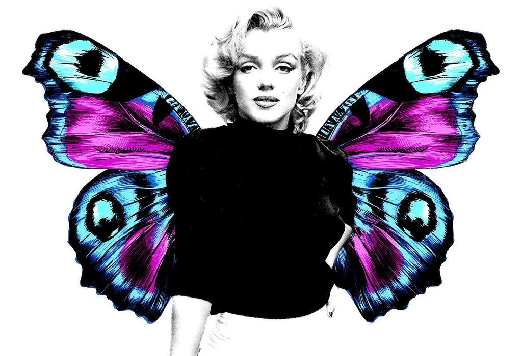 Marylin Monroe-Global Images Gallery-13x19-Global Images