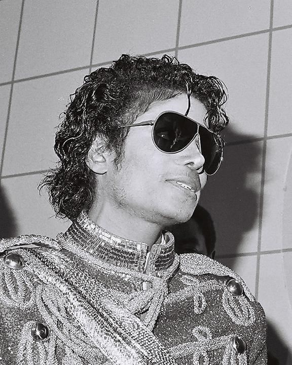 Whitaker Historic Photography: Michael Jackson Portrait - Global Images Gallery