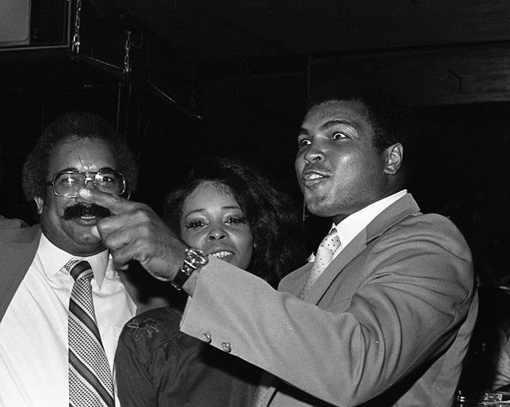 Whitaker Historic Photography: Muhammad Ali And Friends - Global Images Gallery